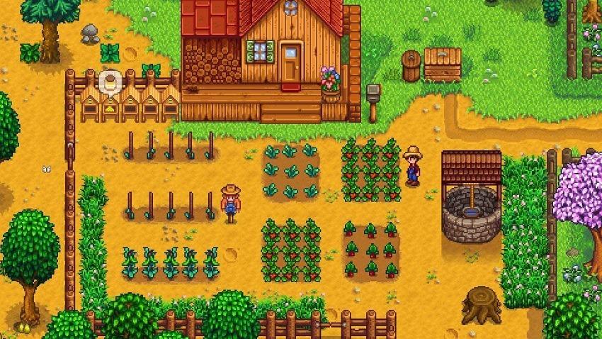 Stardew Valley multiplayer progress update