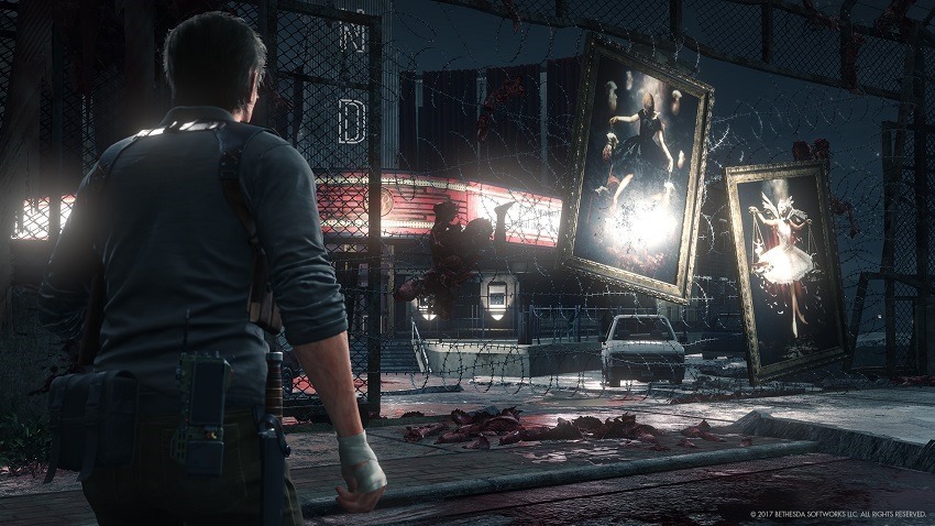 The Evil Within 2 has much more customisation 2