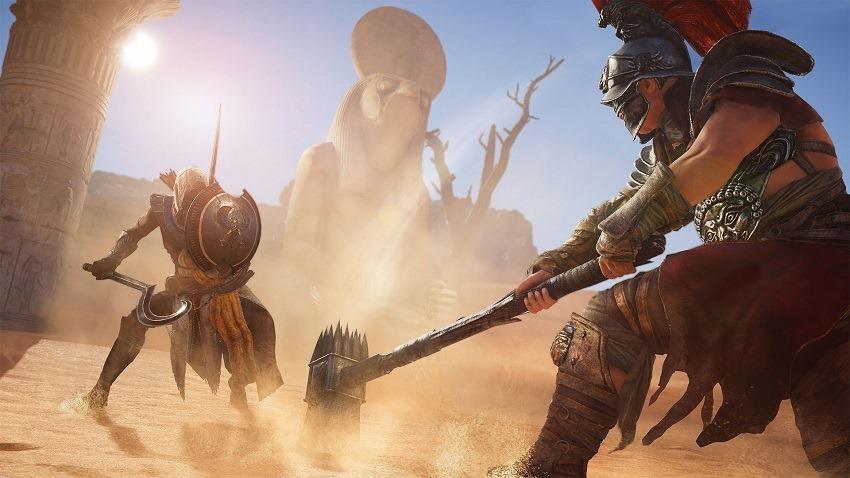 Assassin's Creed Origins reveals its new villians