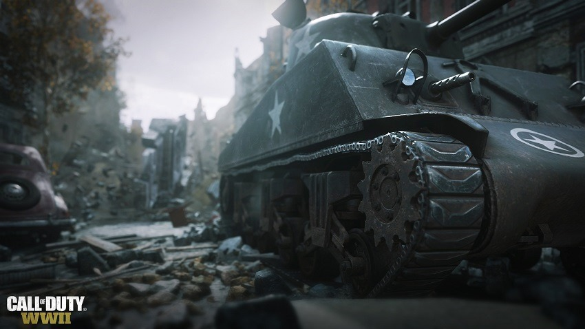 Call of duty WWII beta coming to PC this month