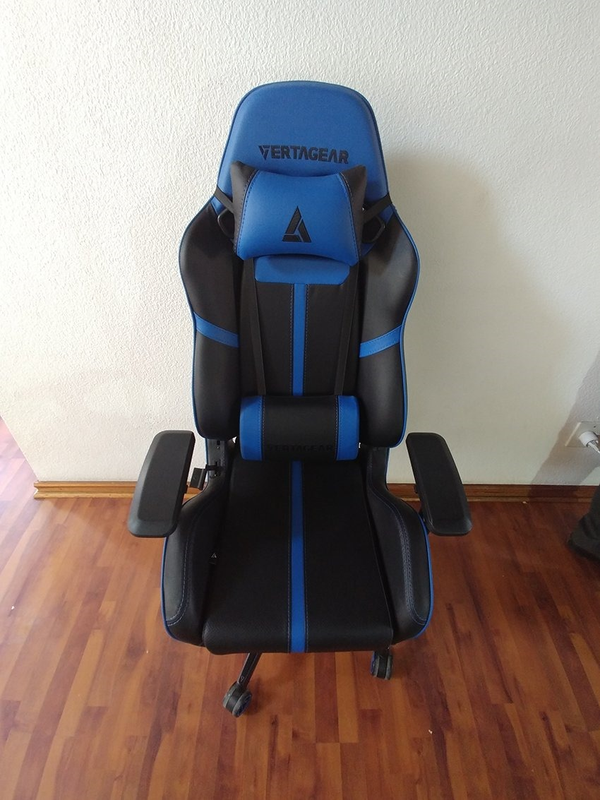 Vertagear SL5000 gaming chair review - All of the comfort