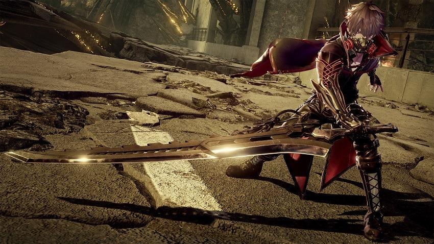 Code Vein gets a new gameplay trailer
