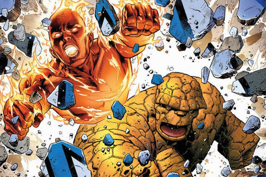 Fantastic Four (1)
