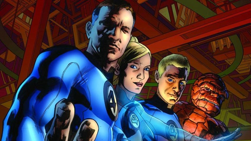 Fantastic Four (3)