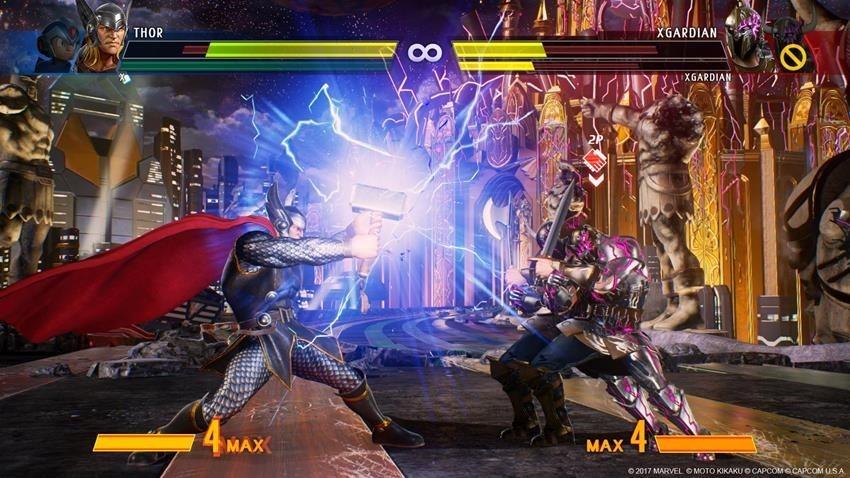 Marvel vs Capcom Review Round Up 6