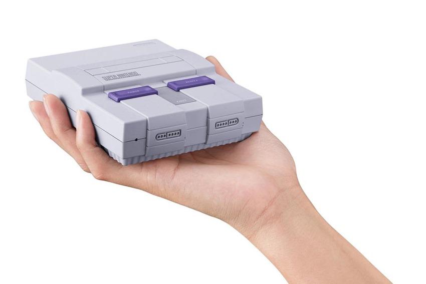 SNES Classic Console