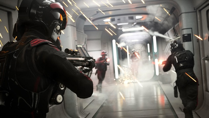 Star Wars Battlefront II, broken down by John Boyega