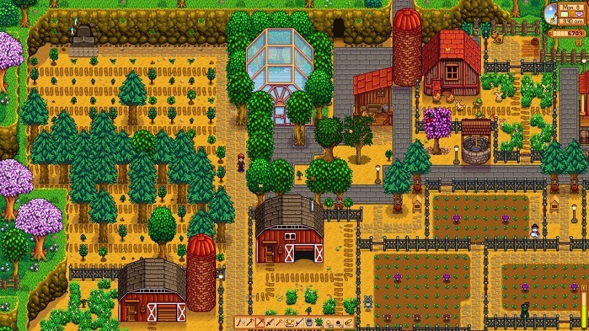 Stardew Valley gets a big update for Nintendo Switch