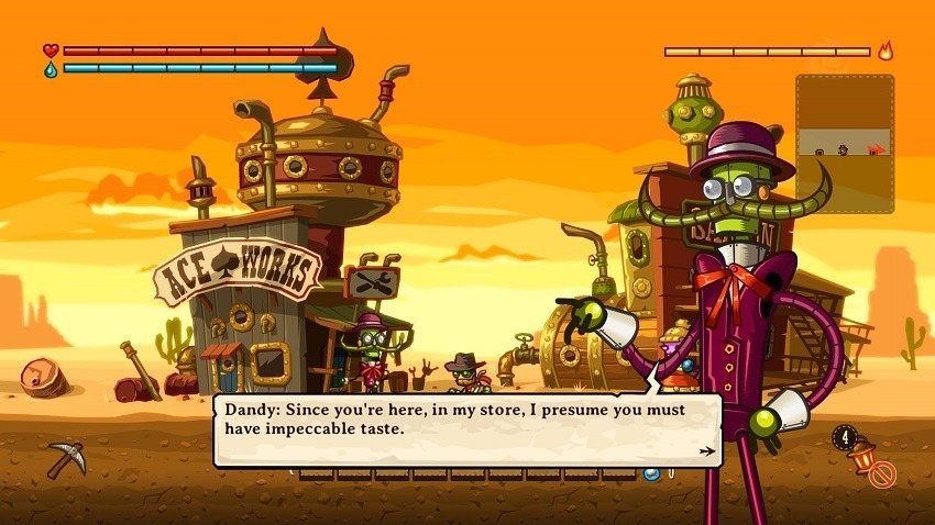 SteamWorld Dig free on Origin right now 2