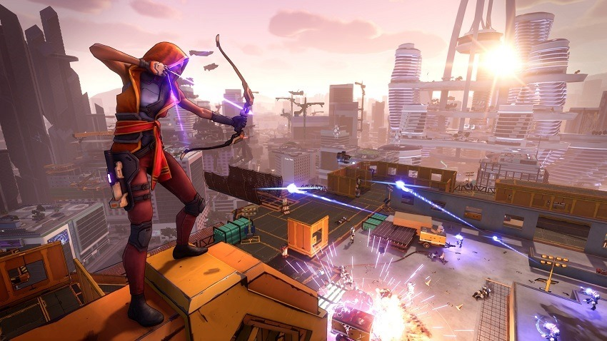 Volition suffers layoffs as Agents of Mayhem flops
