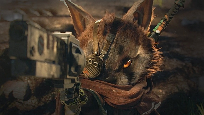 You can nearly mute Biomutant's chatty narrator 2