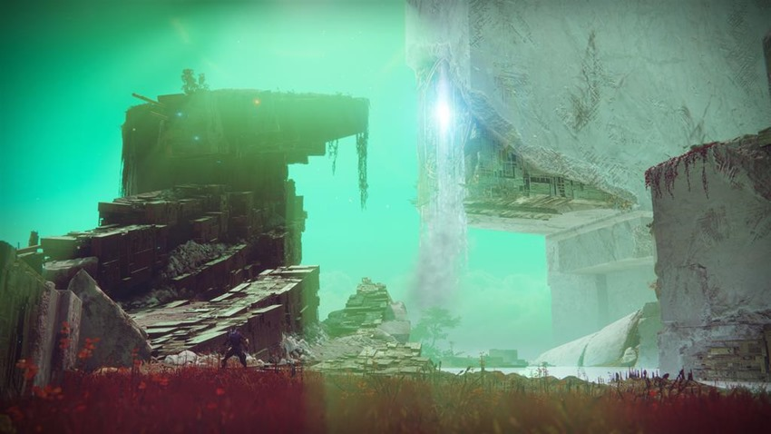 Destiny 2 – Here's a look at the Vex-infested world of Nessus