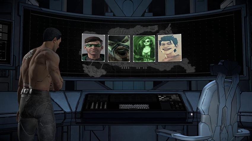 Batman Enemy Within episode 2 (9)