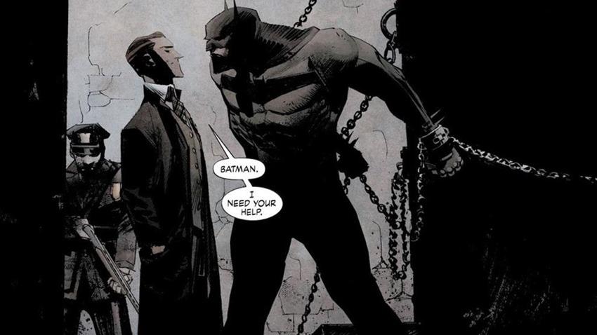 Batman White Knight (2)