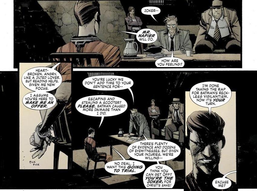 Batman White Knight (5)