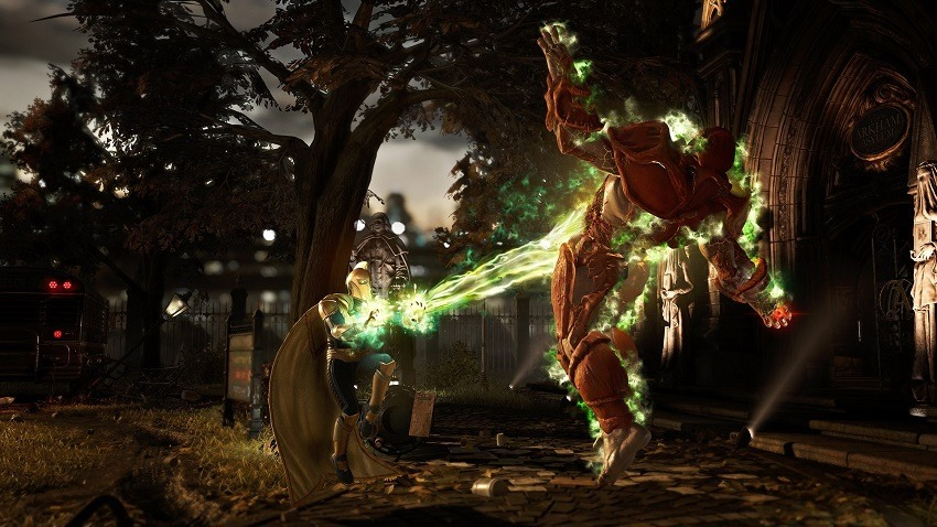 Ed Boon wants Injustice 2 on Switch 2