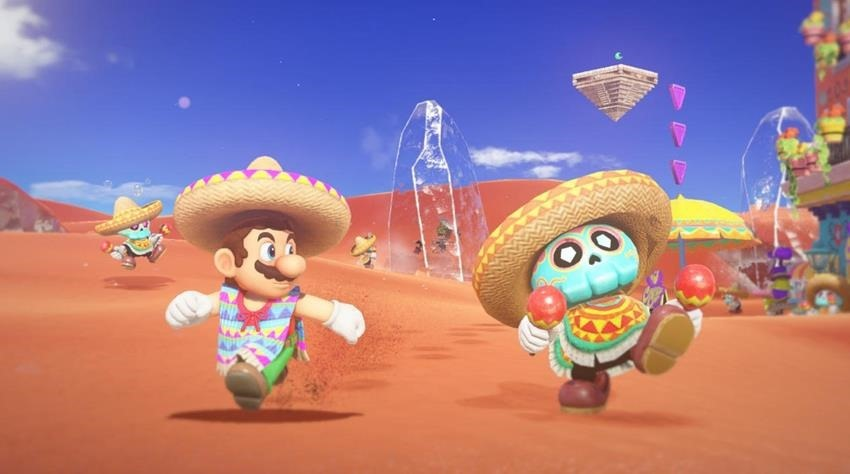 Super Mario Odyssey review - Flawless platforming in a