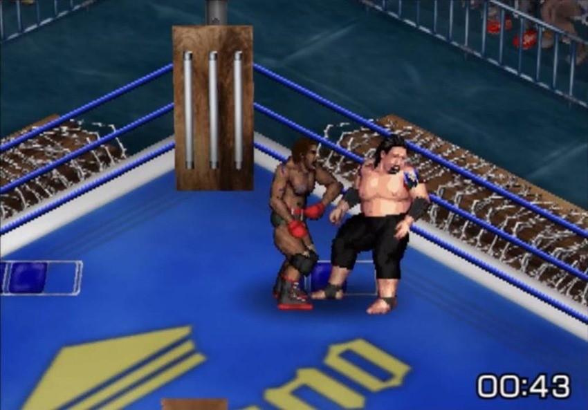 Fire Pro Wrestling Returns