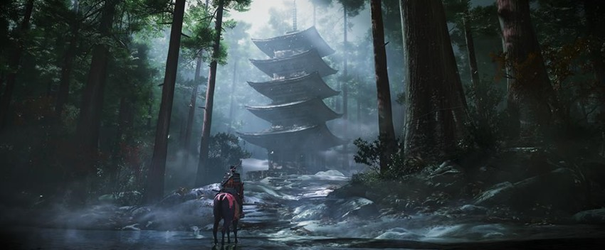 Ghost of Tsushima (1)