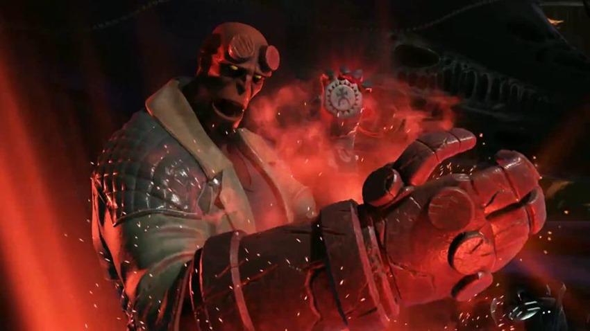 Injustice 2 Hellboy (3)