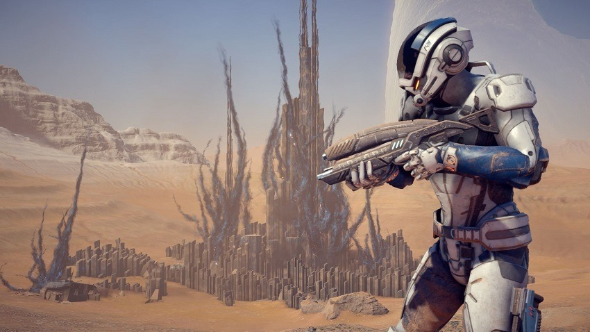 Mass Effect Andromeda added to EA Access