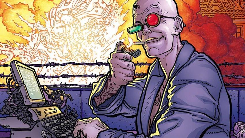 Mindbending comics (2)