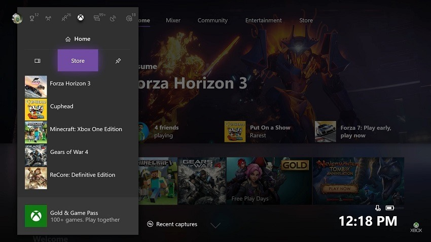 New Xbox One Dashboard now open to all 2