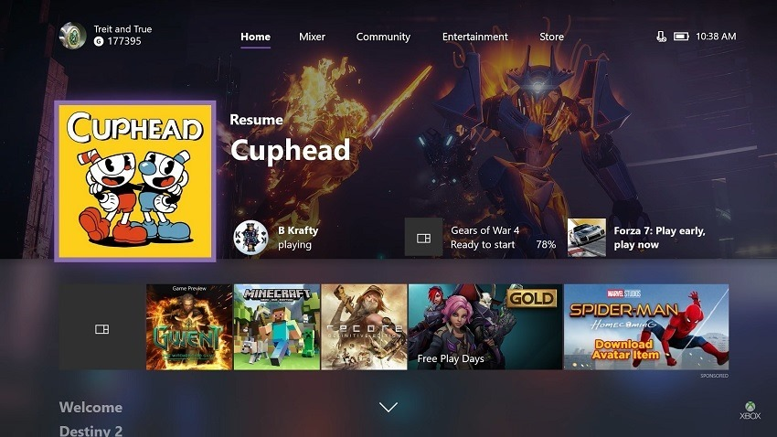 New Xbox One Dashboard now open to all