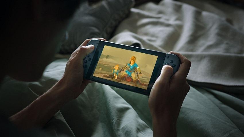 Nintendo Switch has wireless audio support now 2