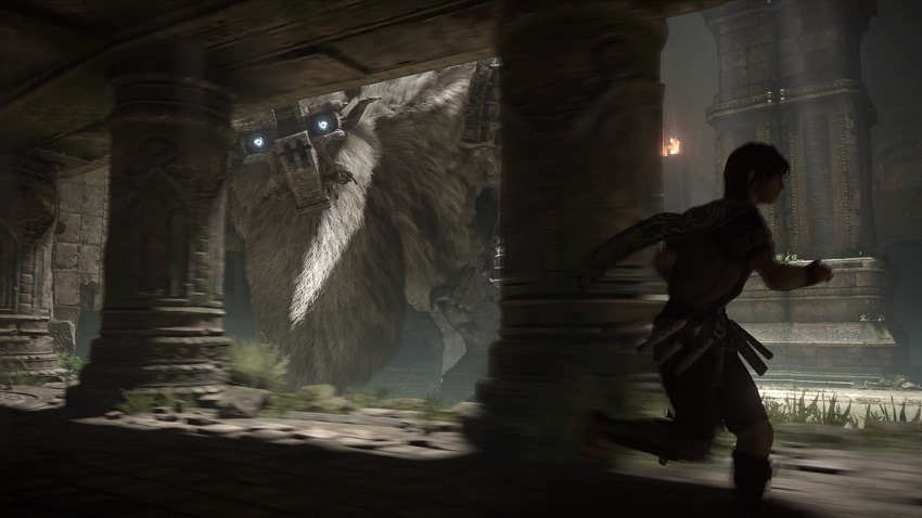 Shadow of the Colossus remake is stunning in new trailer