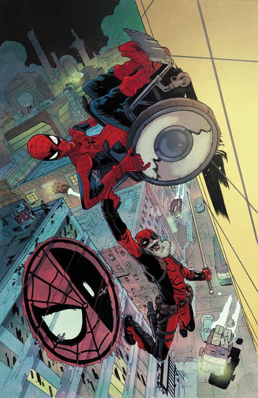 Spider-Man Deadpool (1)