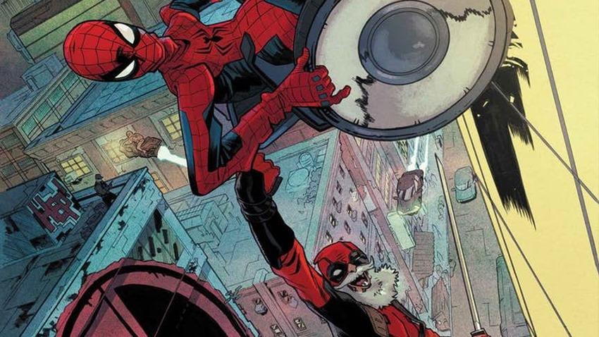 Spider-Man Deadpool (2)