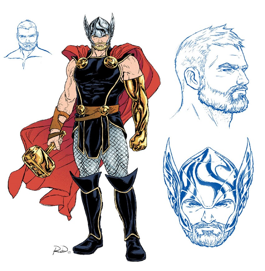 Thor new look (1)