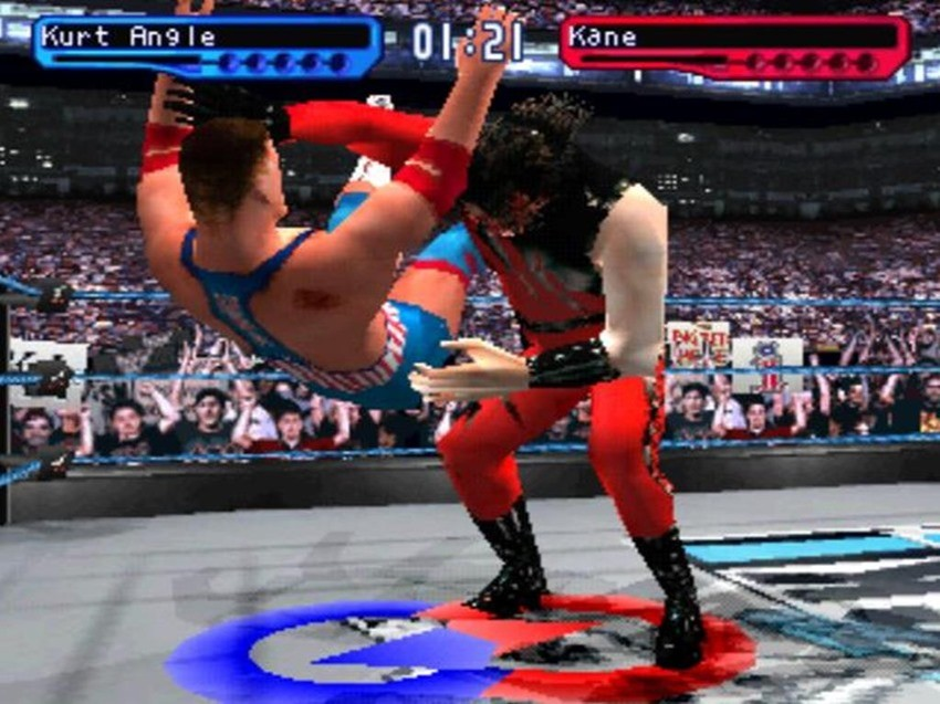 WWF Smackdown! 2 Know Your Role