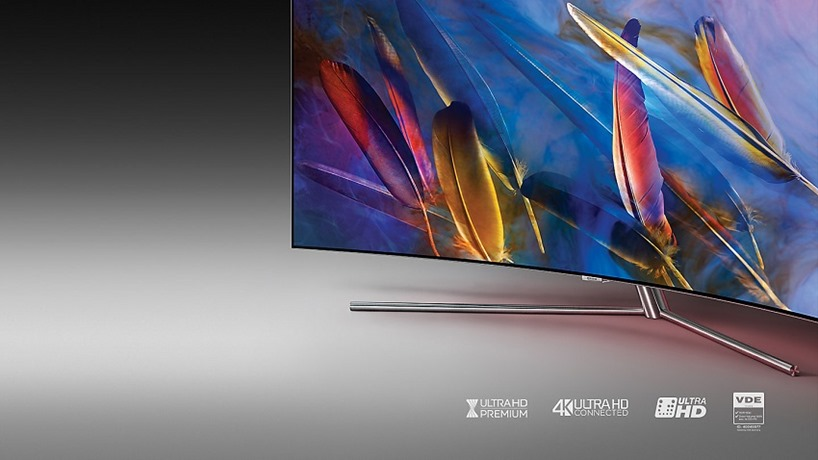 4K TV Buying Guide Samsung Q7C