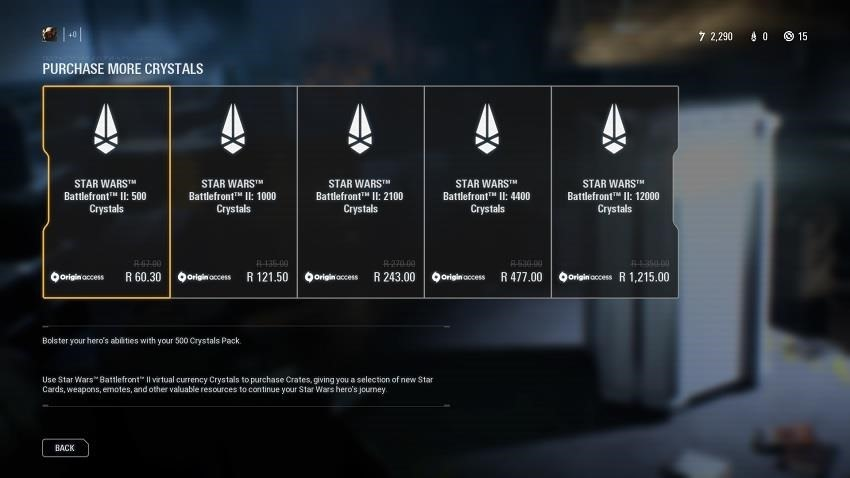 Battlefront II's loot crates are terrible 2