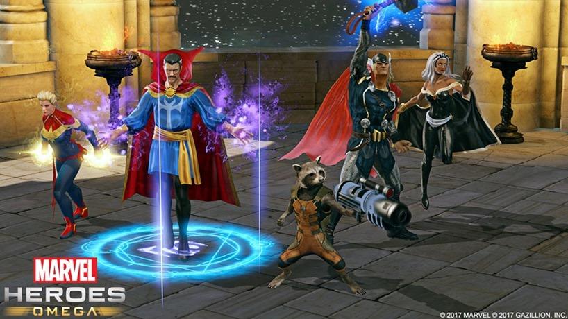 Disney kills Marvel heroes