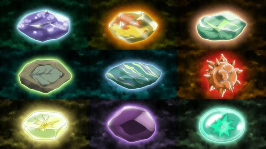 Where to find every evolution stone in Pokémon Ultra Sun and Ultra
