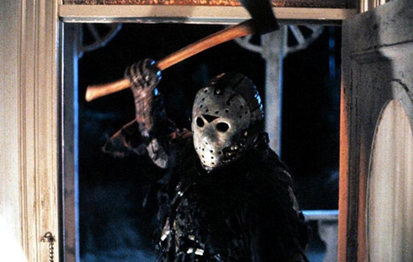 Press Axe to Jason