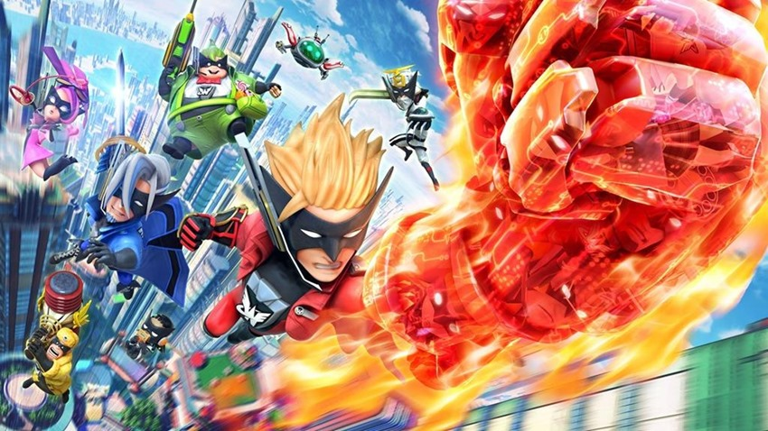 Superhero games (8)