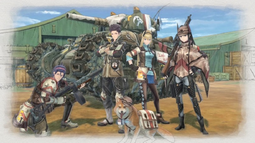 Valkyria Chronicles 4 revealed