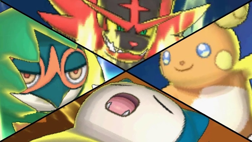 Pokémon Ultra Sun and Ultra Moon – Where to find every Z