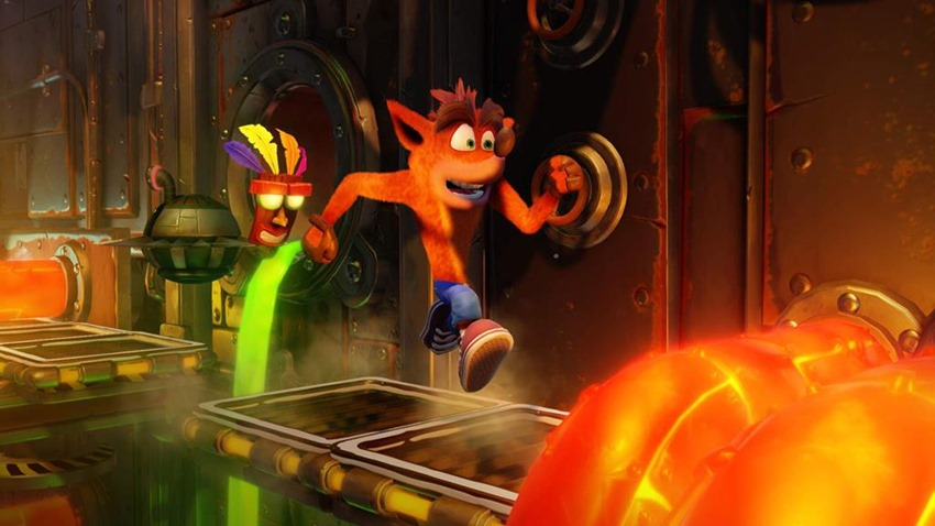 Crash Bandicoot Christmas.Sony Is Kicking Off Its Annual 12 Deals Of Christmas Sale
