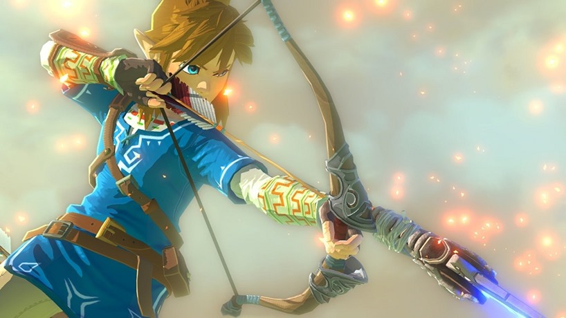 Legend of Zelda Breath of the Wild wins at The Game Awards