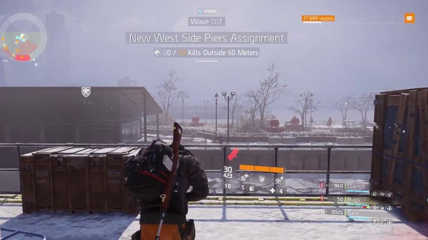 The Division Resistance (3)