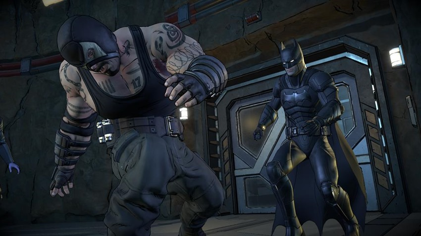Batman telltale episode 4 (10)
