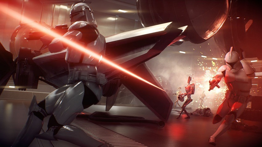 Star Wars Battlefront II missed sales target, so EA assures everyone microtransactions are returning