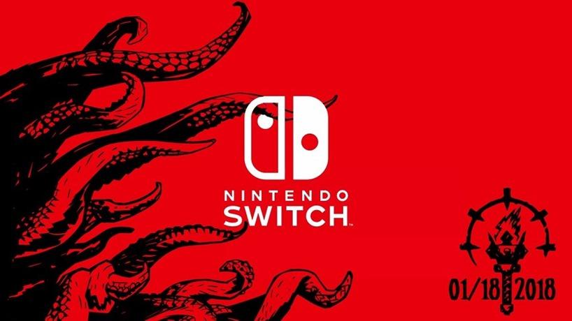 Darkest Dungeon Switch release date revealed 2