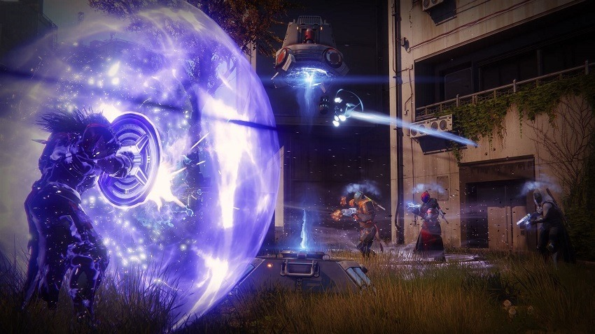 Destiny 2 faction rally is a mess again