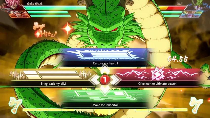 Dragon Ball FighterZ Shenron (5)